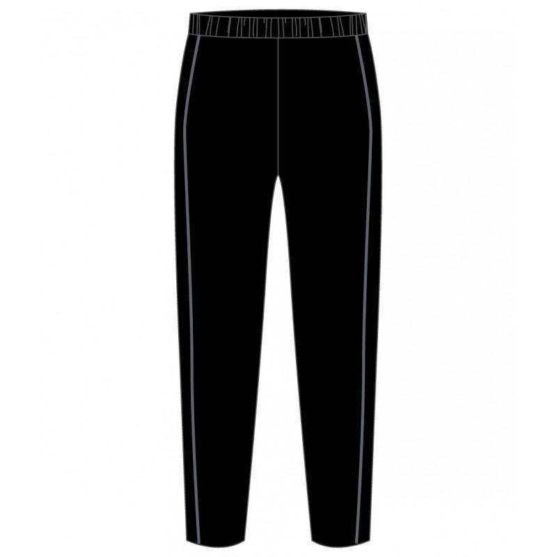 Black [ P.E. ] Track Pants -- [KG - GRADE 5]