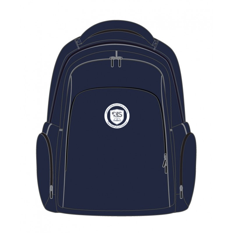 9ba3317bc59 Navy Blue Backpack [FS1 - YEAR 13]