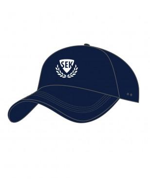 Navy Blue Baseball Cap -- [KG - GRADE 8]