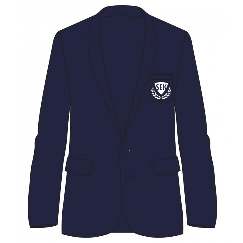 Navy Blue Blazer -- [GRADE 6 - GRADE 8]