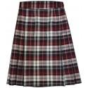 Tartan Skirts -- [KG - GRADE 8]