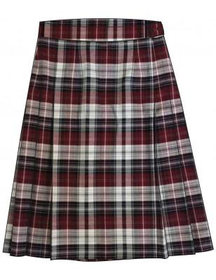 Tartan Skirt -- [PRE 3 - GRADE 12]