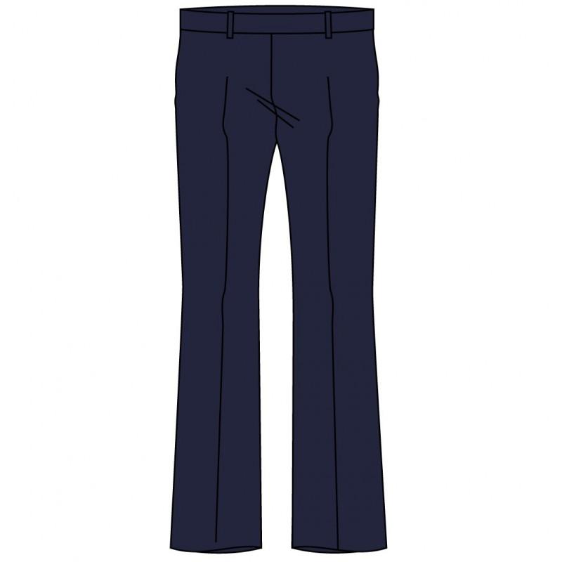 Navy Blue Boys Trouser -- [GRADE 6 - GRADE 11]